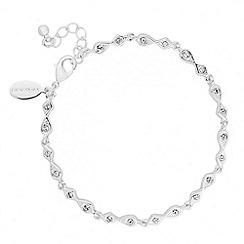 Jon Richard - Camellia crystal bracelet