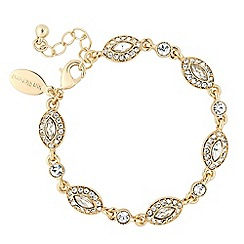 Jon Richard - Clara mixed crystal link bracelet