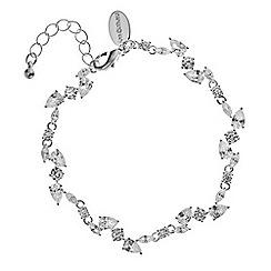 Jon Richard - Cubic zirconia marquise bracelet
