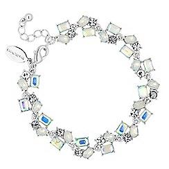 Jon Richard - Aurora borealis crystal bracelet