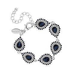 Alan Hannah Devoted - Crystal peardrop bracelet