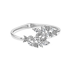 Jon Richard - Botanical leaf bangle
