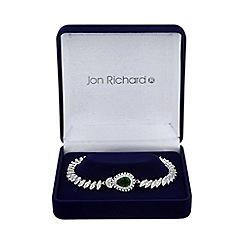 Jon Richard - Peardrop statement bracelet