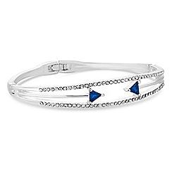 Jon Richard - Multi row arrow bracelet