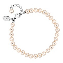 Jon Richard - Cream pearl bracelet