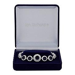 Jon Richard - Cubic zirconia graduated bracelet