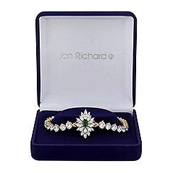Jon Richard - Cubic zirconia burst bracelet