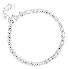 J by Jasper Conran - J by Jasper Conran - Designer sterling silver ball bracelet