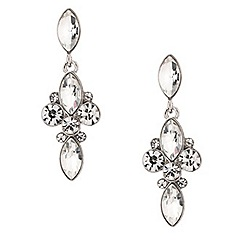 Mood - Mixed stone cluster drop earring