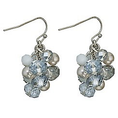 Mood - Cluster bead drop earring