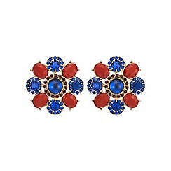 Mood - Flower burst earring