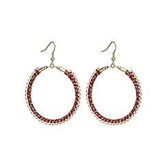 Mood - Multi colour hoop earring
