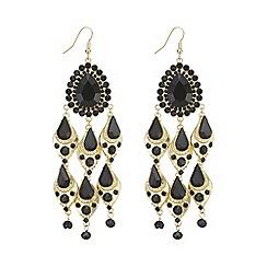 Mood - Peardrop chandelier earring