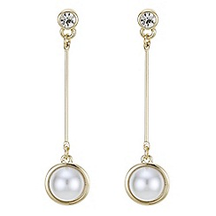 Mood - Pearl drop earrings