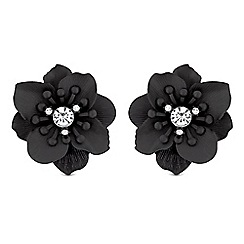 Mood - Layered flower stud earrings