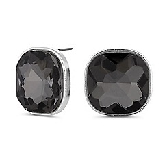 Mood - Facet crystal stud earrings