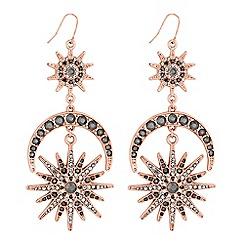 Mood - Celestial chandelier earrings