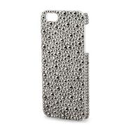Hematite stone embellished iPhone 5 case