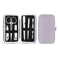 Mood - Pink glitter manicure set