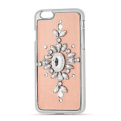 Mood - Online exclusive stone embellished rose gold iPhone 6 case