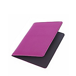 Mood - Fuchsia passport cover