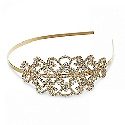 Mood - Diamante crystal decorative side headband
