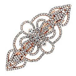 Mood - Diamante crystal hair clip