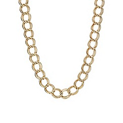 Mood - Rose gold chain link allway necklace