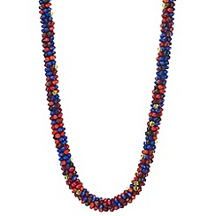 Mood - Cluster bead necklace