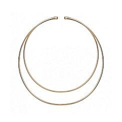 Mood - Double row choker necklace