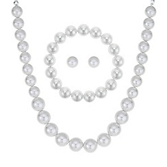 Mood - Pearl jewellery set