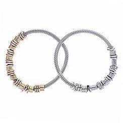 Mood - Mesh stretch bracelet pack