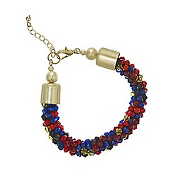 Mood - Cluster bead bracelet