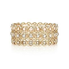 Mood - Tonal pink crystal bracelet