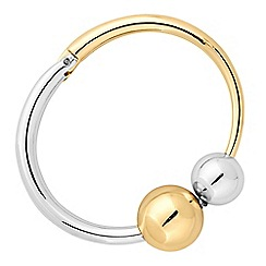 Mood - Multi tone ball bangle