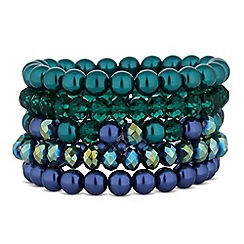 Mood - Tonal pearl bracelet set