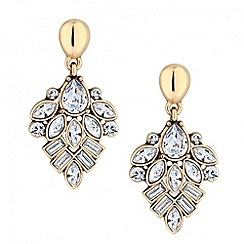 Butterfly by Matthew Williamson - Designer art deco style chandelier earring