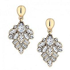 Butterfly by Matthew Williamson - Designer art deco style chandelier earring