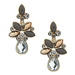 Butterfly by Matthew Williamson - Designer statement chandelier drop earring