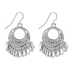 Butterfly by Matthew Williamson - Tribal chandelier earring