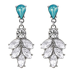 Butterfly by Matthew Williamson - Ethnic crystal drop earring