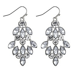 Butterfly by Matthew Williamson - Designer crystal chandelier earring