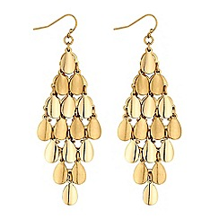Butterfly by Matthew Williamson - Designer droplet chandelier earring