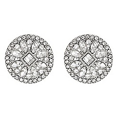 Butterfly by Matthew Williamson - Designer crystal disc earrings