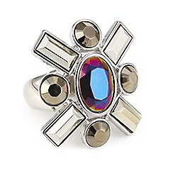 Butterfly by Matthew Williamson - Designer Multi stone statement ring