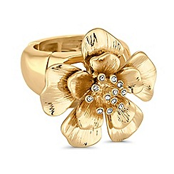 Butterfly by Matthew Williamson - Designer flower ring