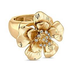 Butterfly by Matthew Williamson - Designer flower ring