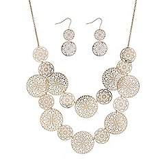 Butterfly by Matthew Williamson - Designer filigree jewellery set