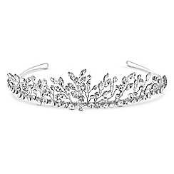 Butterfly by Matthew Williamson - Designer ornate crystal spray tiara