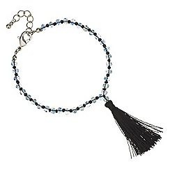 Butterfly by Matthew Williamson - Designer tassel bead bracelet